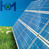 Solar Toughened Glass with Low Iron Content and Transmittance