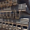 U Type Sheet Pile for River, Road Construction