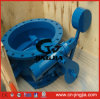 Hydraulic Control Butterfly Check Valve with Counter Weight (HD744X)