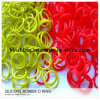 Color Silicone Rubber O Ring with Excellent Performance