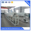 Rubber Extrusion, Hot Air Tunnel