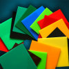 Colored Acrylic Sheet with Good Quality and Low Price