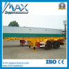 China Supper Max Factory Skeleton Container Transport Semi Trailer