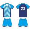Customized Sublimated Football Jersey for Boys and Girls