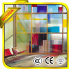 Transparent Color Tempered Glass with CE/ISO/SGS