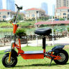 Aluminum Board 48V 500W Folding Bike, Mini Electric Scooter Surfing off Road Tyre Evo Brushless Hub Motor