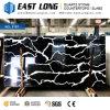 Customized Aartificial Black Calacatta Quartz Stone