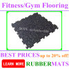 Crossfit Training Fitness Center Rubber Flooring Mat