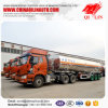 Heavy Duty Truck Aluminum Alloy Tanker Trailer for Sale