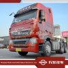 High Quality Sinotruk HOWO T7h 6X4 Zz4257V324hc1b Tractor Truck