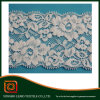 Wholesale Embroidery Fabric Fashion Home Textile Bright Tricot Curtain Lace