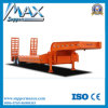 High Quality 2-Axle Suppermax Tande Lowbed Semi-Trailier