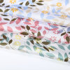 New Style Printing Polyester Satin Chiffon Fabric for Shirt