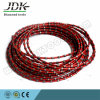 Jdk Diamond Wire Saw for Marble / Granite Block Squaring