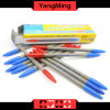 Baccarat Casino Gambling Games / Dedicated Blue and Red Color Ball Pen 2 Function Pen Can Business Custom with Logo Ym-Pn02
