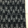 Loop Herringbone Jacquard Wool Fabric Ready