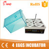Hhd Newest Warm House for 4 Egg Hatching Machine Price in Pakistan Yz9-4