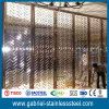 Stainless Steel Screen Room Divider for Restaurant Hotel