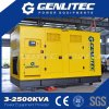 250 kVA Silent Diesel Generator with Mtu Engine Marathon Alternator