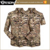 Esdy Tactical Hunting Breathable Camouflage Quick-Drying Sleeves Detachable Shirts