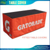 Fast Delivery Custom Printed Fitted Table Covers for Promotion Events