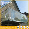 Stainless Steel Balcony Glass Railing/Balustrade Patch Fitting Handrail