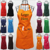 Customized 2 Pockets Terylene Cotton Aprons (PM031)