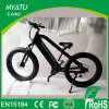 500W MID Drive Electric Fat Bike Mountain with En15194