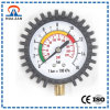 Rubber Booted New Design Gear Tire Pressure Gauge