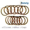 Silicone Rubber O Rings Hydraulic Sealing