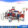 Plastic Outdoor Playground, Amusement Park, Outdoor Playground Set
