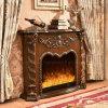 European LED Light Heater Hotel Furniture Electric Fireplace (338)