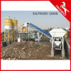 Construction Machine 60m3 Medium Stationary Concrete Mixing Plant