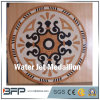 China Polished Water Jet Floor Medallions Patterns, Marble Floor Medallions Pattern