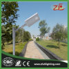 30W Factory Price Professional Design Ce RoHS Listed LED Solar Street Plaza Light