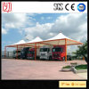 Carport Tent Membrane Car Parking Awning with 3 Cars Capacity for Sale