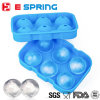 Hot Amazon 6 Cavity Ice Ball Mold