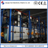 China Suli Industrial Automatic Construction Machinery Coating Painting Line