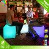 RGB Illuminated LED Light Cube / Outdoor and Indoor LED Cube Seat