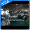 Party Mirror Ball for Fashion Show, Silver Inflatable PVC Mirror Balloon