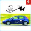 Custom Magnetic Die Cut PVC Car Stickers