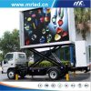 P16mm Full Color Advertising Outdoor Mobile LED Display for Sale