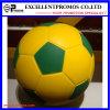 2015 Style Design Customized Logo PU Soccer Ball (EP-P57292)