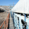 Long Distance Plan Bend Belt Conveyor/ Curved Belt Coneyor