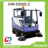 All Closed Electric Road Street Sweeper Machine