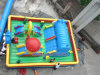 High Quality Inflatable Castle with Carton Printing (A217)