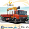 Dongfeng 6X4 10ton Truck Mounted Crane with Cummins Engine