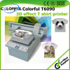 Mini Size 3D T Shirt Printer