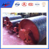 Diamond and Flat Rubber Coat Driving Pulley, PU Lagging Driving and Tail Pulley