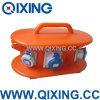 Qixing Mobile Power Socket Box MCB RCCB